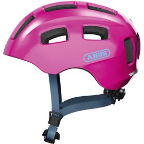 ABUS Youn-I 2.0 Helm Jugend sparkling pink